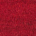 Zerbino in Cocco Naturale - Colore: Rosso